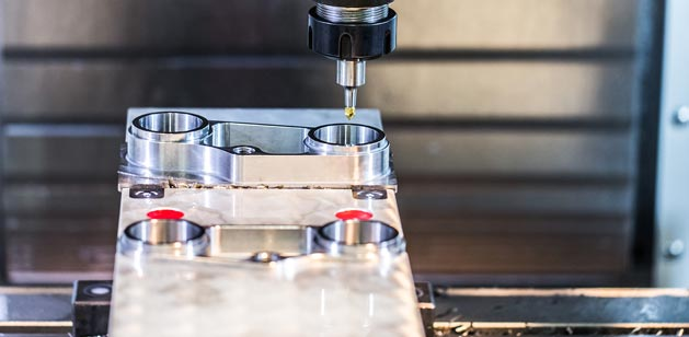 Yoke Machining